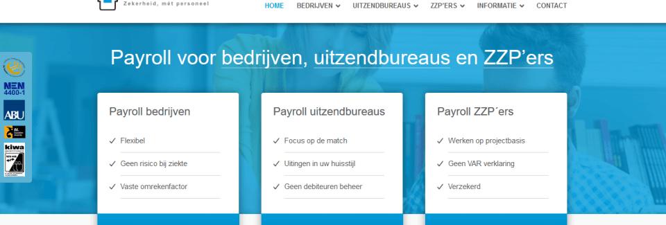 website, payrollplaats