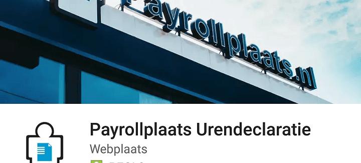 Payrollplaats App