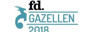 FD Gazellen 2018: wederom Payrollplaats genomineerd!